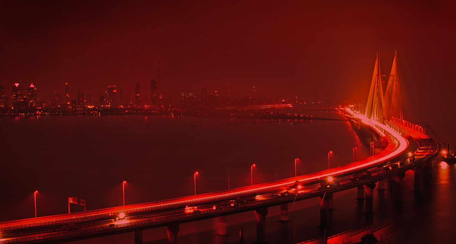 Worli Bandra Sea Link